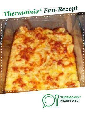 Kartoffelgratin mit Speck