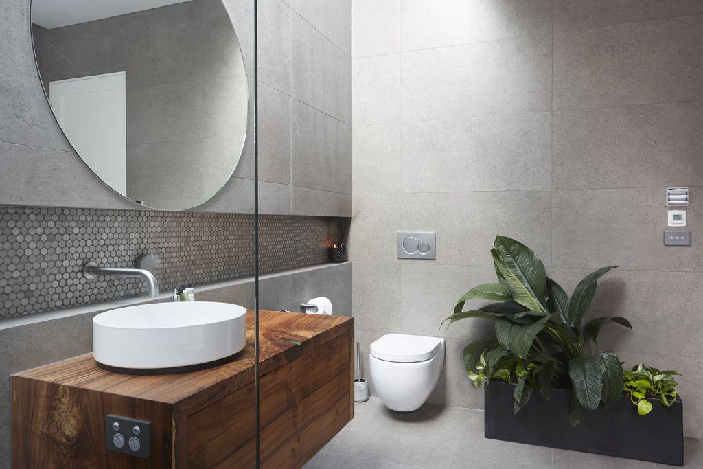 Bathroom Design Ideas Reece reece | josh & elyse's main bathroom | reveal 1 | the block shop