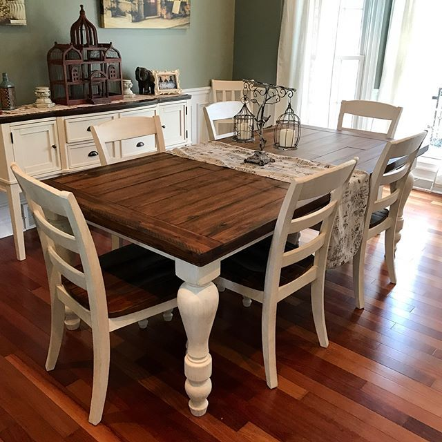 We Are In Love With Our New Table From Ashleyhomestore