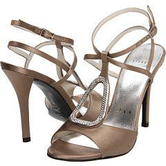 55% Off Now $224.99 #StuartWeitzman Bridal & Evening Collection - Globarcelona (Misty Satin) - #Footwear http://www.freeprintableshoppingcoupons.com