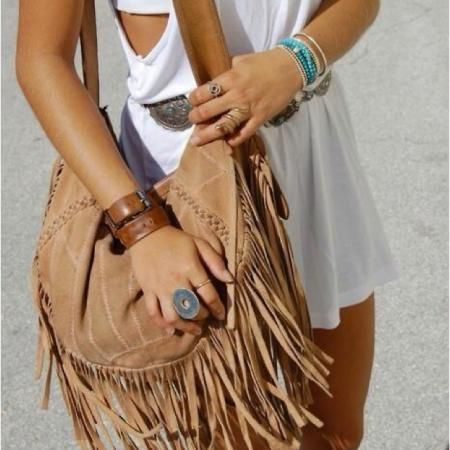 309515eb4fd3 There are 2 tips to buy this bag  brown boho boho boho bohemian fringed  fringes indian festival festival summer accessories.