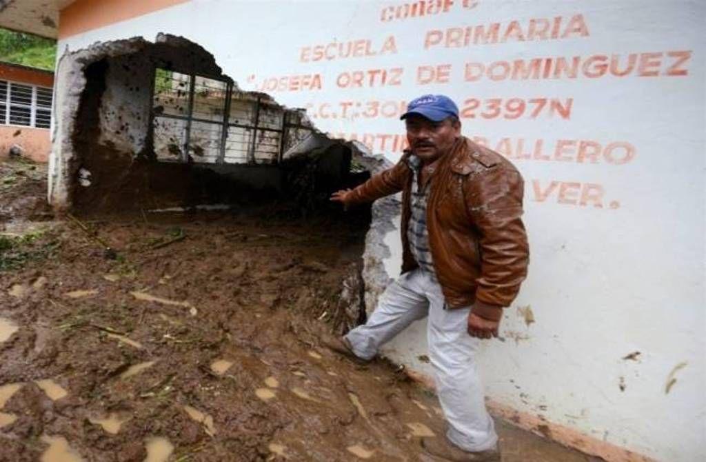 Mexico : ભૂસ્ખલનમાં 38ના મોત