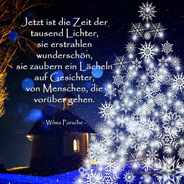 Besinnliche weihnachtsgedichte weihnachtsspruch kurz for Besinnliche weihnachtszitate