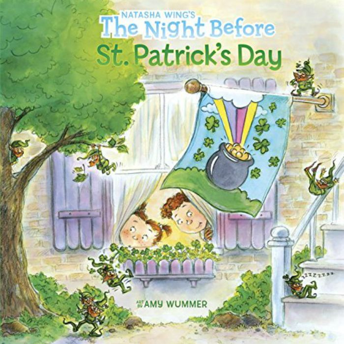 What happens the night before St. Patrick's day?? Find out today! {aff.}