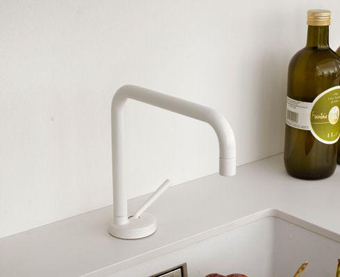 White Zucchetti Kitchen Faucet Apartment Kitchen Faucet Design - Colorful-kitchen-faucets-from-zucchetti