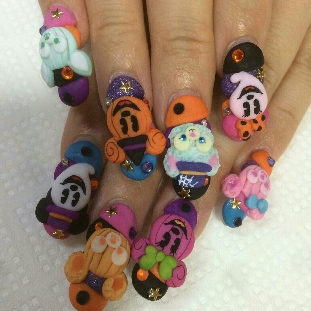 Pin by Melizanette Texidor on Nailzz   Pinterest   Kawaii nails