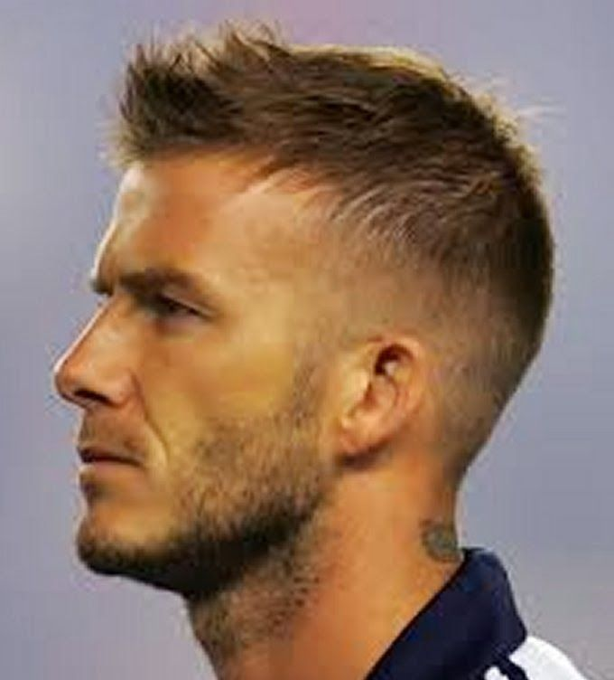 Angelinas Style Military Haircuts For Men | Hairstyles Pictures ...
