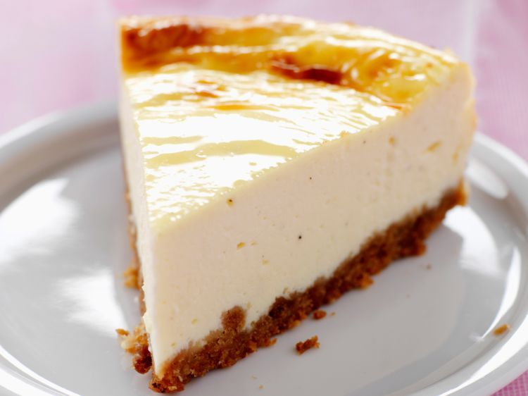 Le vrai New-York cheesecake #cheesecake