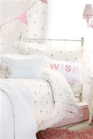 Buy Ditsy Bed Set From The Next Uk Online Shop Childrens Bedroom Inspiration Childrens Bedrooms Bedroom Inspirations