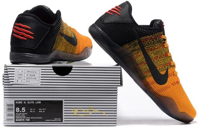 Cheap Nike Kobe 11 Elite Red Black