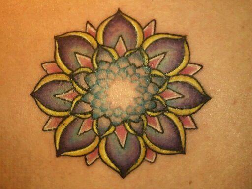 my lotus flower tattoo by scott maría belén gorilla tattoo