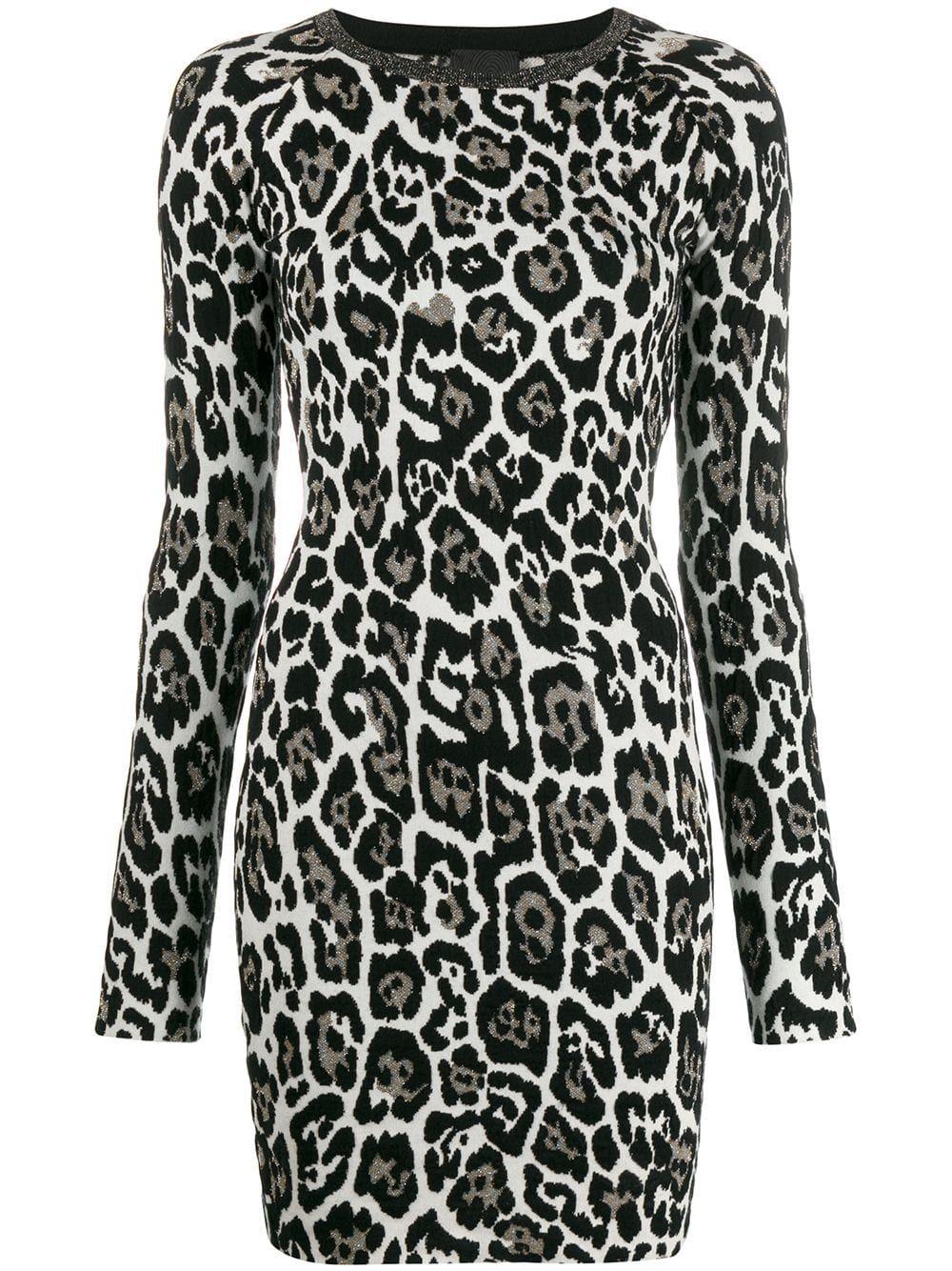 Just Cavalli Leopard Print Dress Farfetch Print Dress Leopard Print Dress Dresses [ 1334 x 1000 Pixel ]