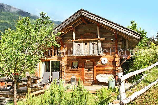 Location D Un Chalet De Vacances Avec Jacuzzi En Haute Savoie Maison De Vacances Chalet Haute Savoie