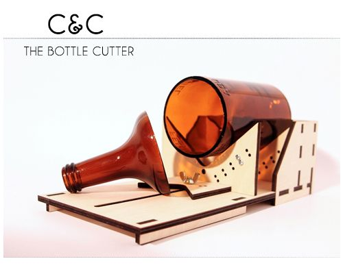 C&C Bottle Cutter