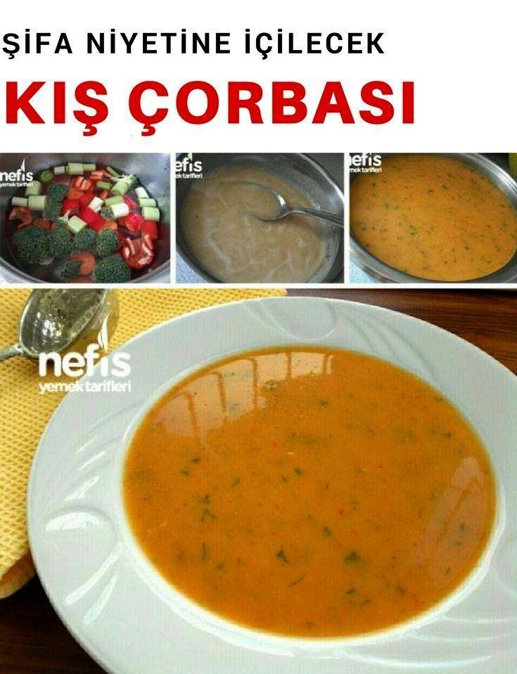#recipes #3785443 #winter #yummy #soupWinter Soup – Yummy Recipes – 3785443 Wint… – Çorba Tarifleri