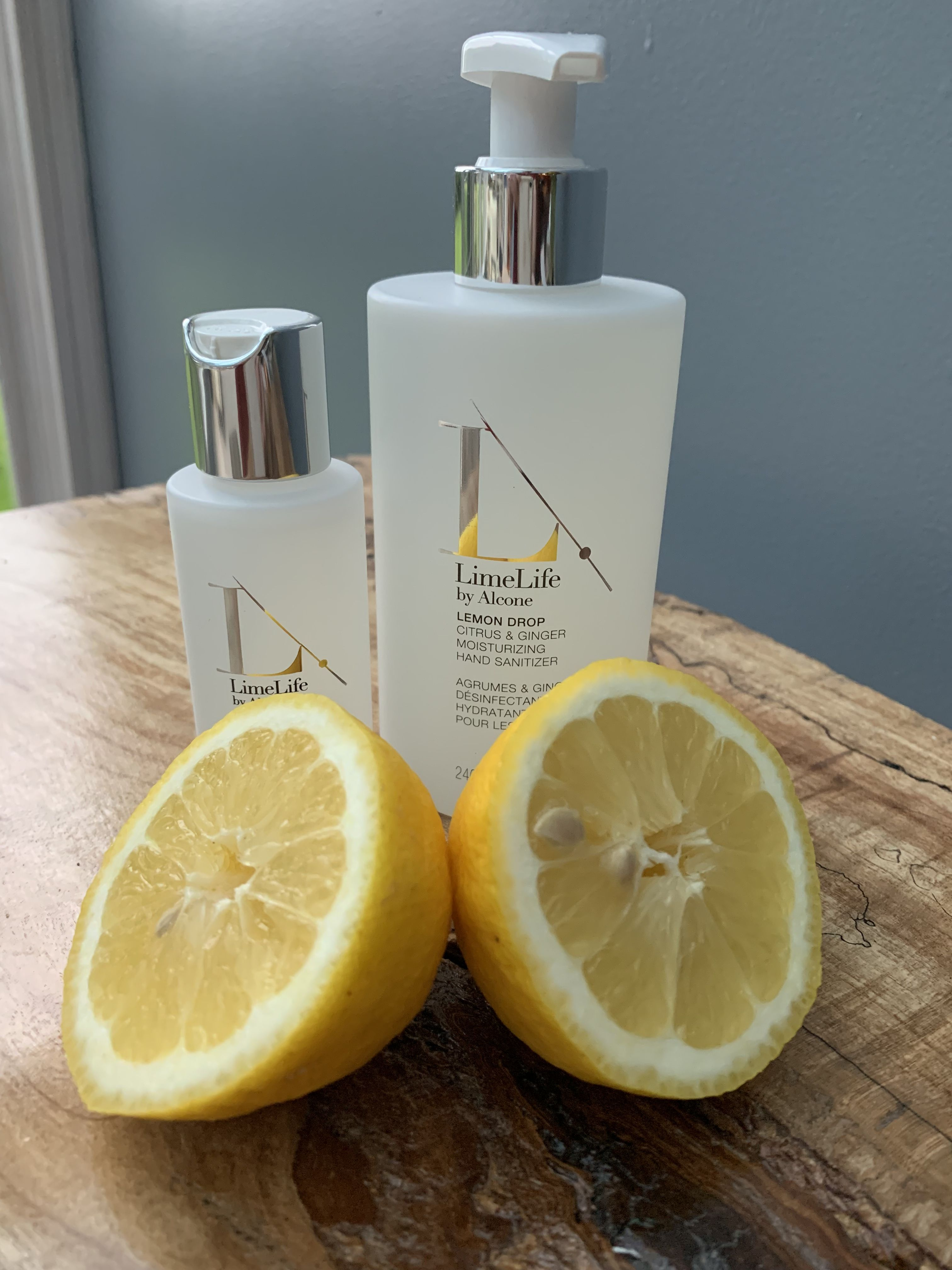 Pin By Ladylandry On Limelife By Alcone Hand Sanitizer Lemon
