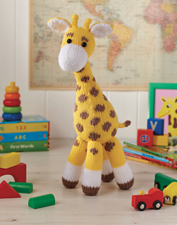 Ravelry: Baby Giraffe pattern by Heartstring Crochet | 320x253