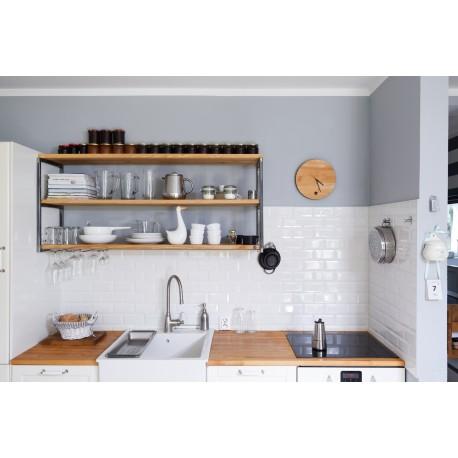 Polki Scienne Do Kuchni I Nie Tylko 160 Dab Home Decor Kitchen Cabinets Shelving