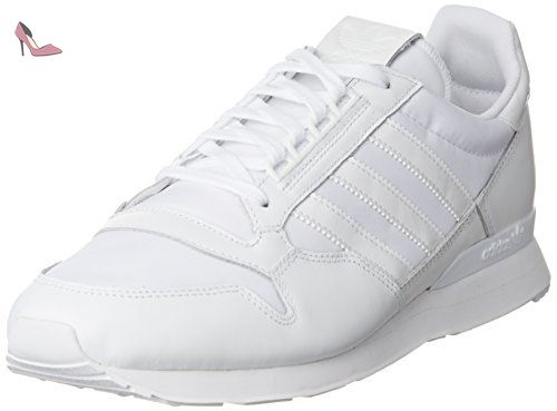 on sale 74ed7 fa0d0 adidas Zx 500 Og, Sneakers Basses Homme, Blanc (White White White