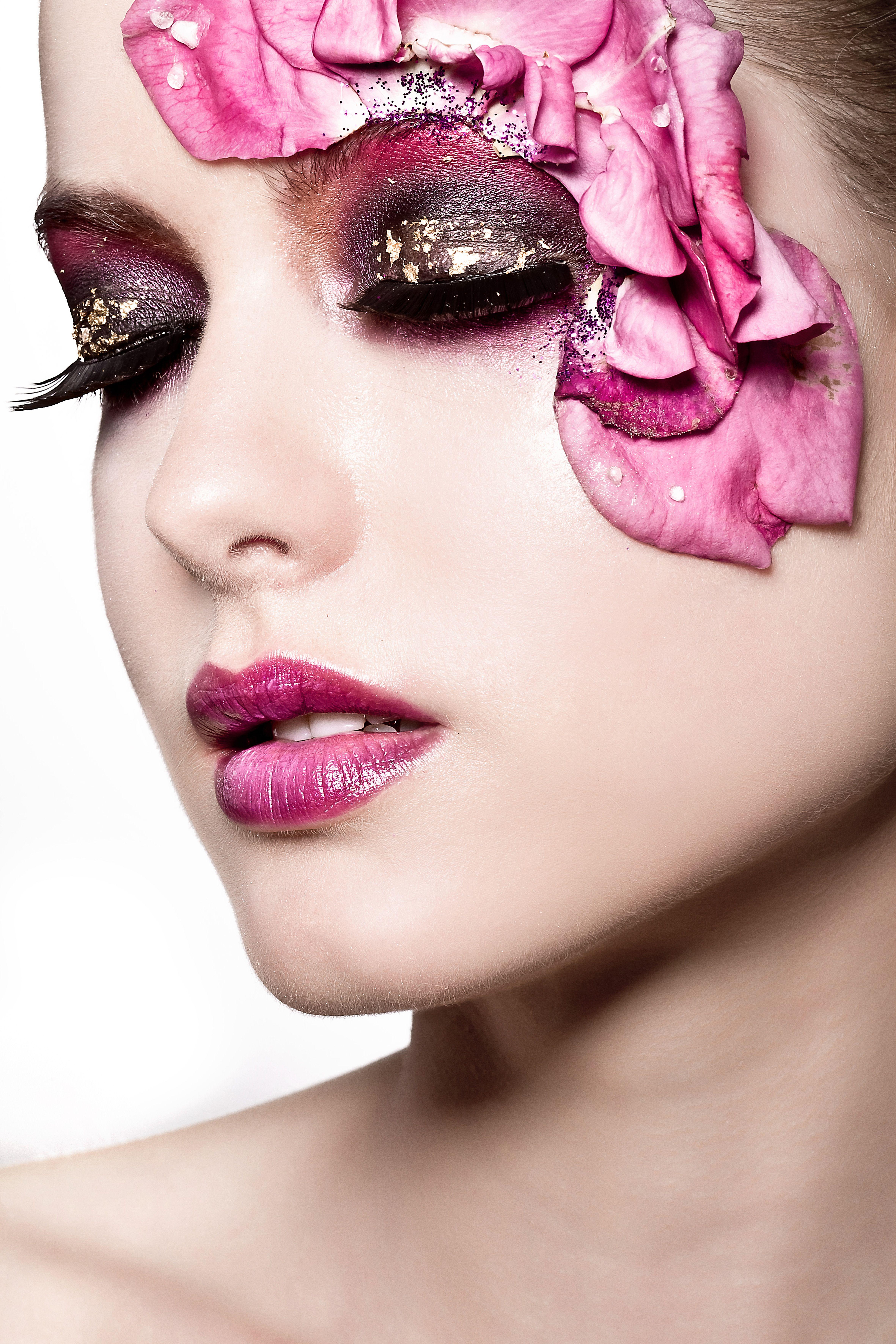 Model Lauren Frensham Makeup & Concept Amanda Nash