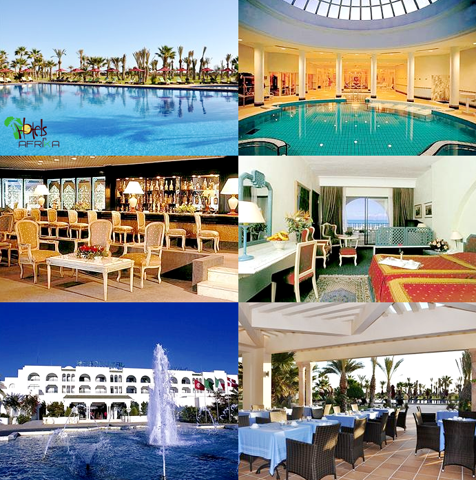 Hasdrubal Thalassa & Spa Djerba in Midoun, Tunisia! This 5-star hotel is within the region of Houmt Souq Harbour and Guellala Museum. Book now: http://hotels.hotelsinafrika.com/templates/441468/hotels/188347/overview?lang=en_US&currency=USD&roomsCount=1&rooms[0].adultsCount=2