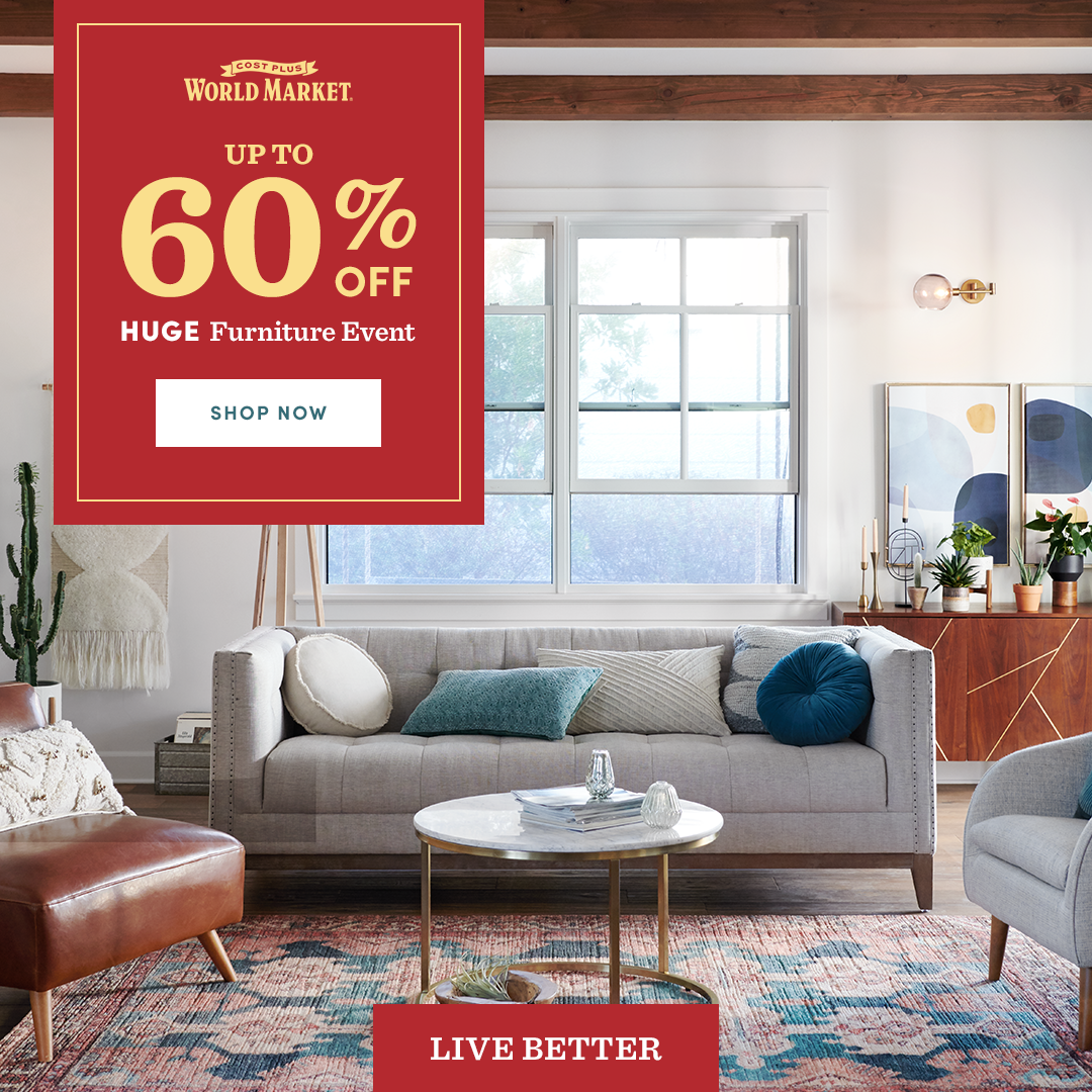 Shop Now At Cost Plus World Market Reinvent The Room At The Center Of It All With Living Room Furniture Looks That Are Stylish Com In 2020 World Market Furniture Mid