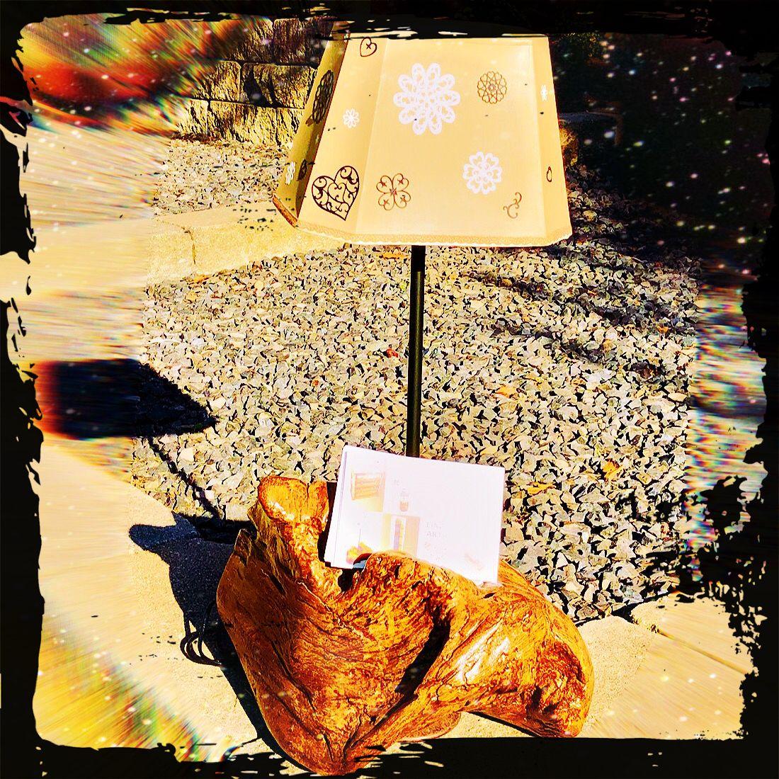 Diy Kreativ Lampen Aus Upcycling Kunst Taglich Ein Neuer Kreafreikunst Lampenpin Heute Natuerlich Holz T Treibholz Lampe Lampen Kaufen Lampen