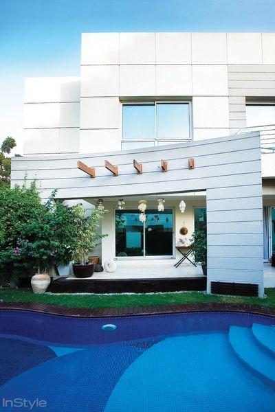 Ayşe Arman�ın Dubai�de Aile Olduğu Ev