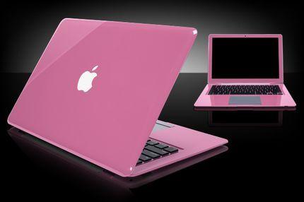 Macbook Air in pink Pink macbook, Pink laptop, Pink apple