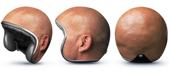 funny.... would look good with anything   Bike helmet design, Helmet  design, Creative helmet