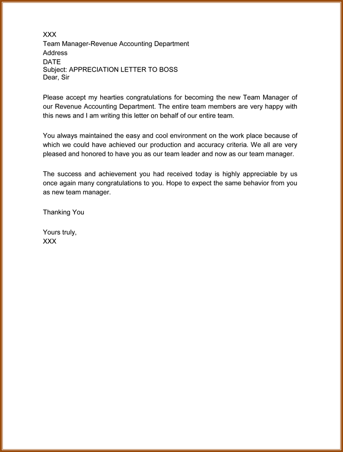 Congratulations letter appreciation letter samples write personal appreciation letter samples write personal professional letters spiritdancerdesigns Gallery