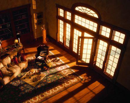 400 Series Frenchwood Hinged Patio Doors Colonial Grilles Andersen Windows