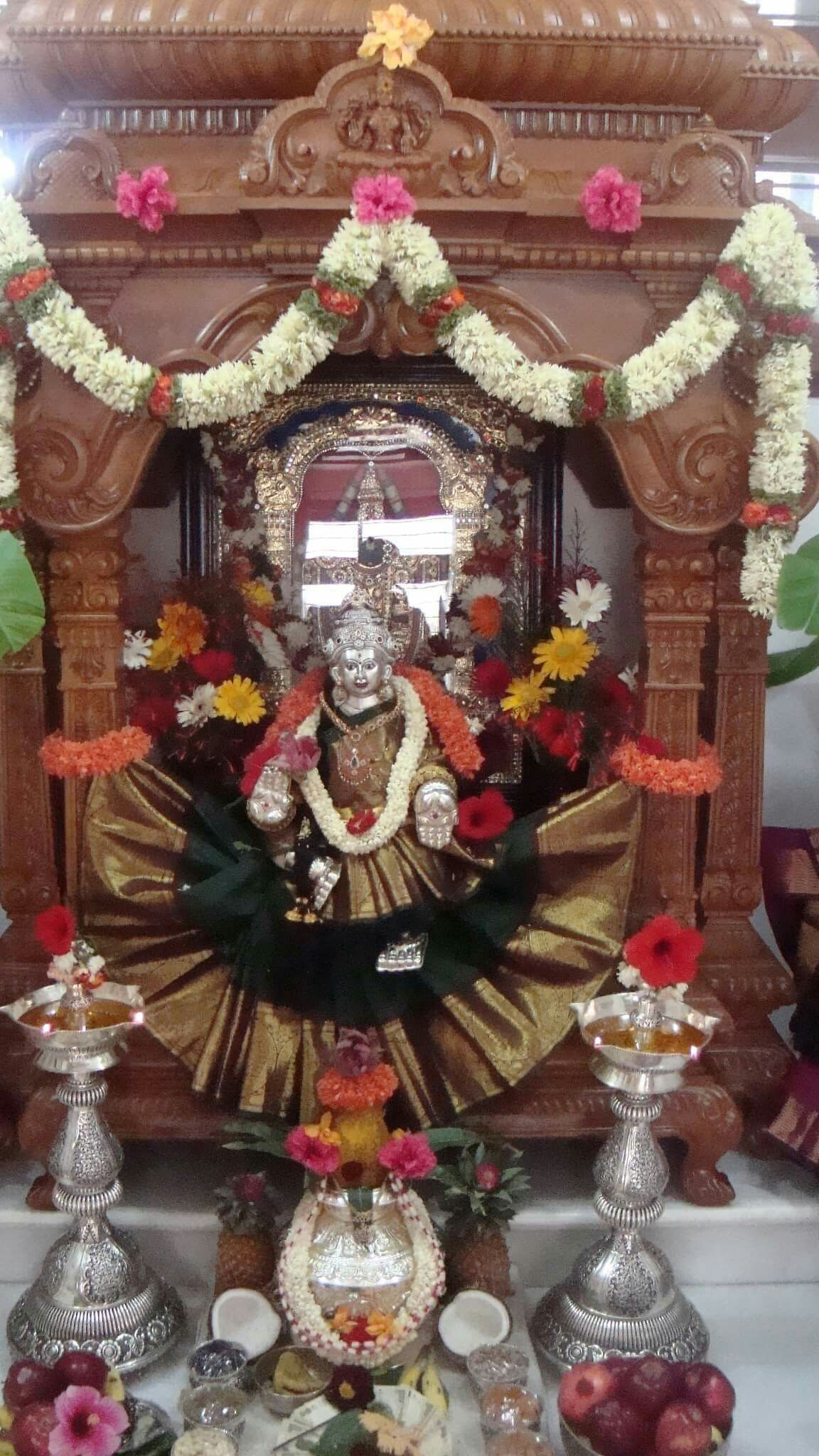 Lakshmi Puja Room Goddess Lakshmi God Pictures