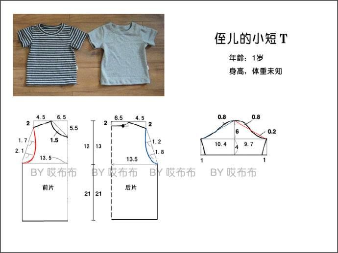 áo thun | Costura Ropa infantil | Pinterest | Patrones, Costura y Molde