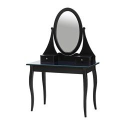 Hemnes Dressing Table With Mirror Black Dressing Table Mirror Hemnes Mirror Table