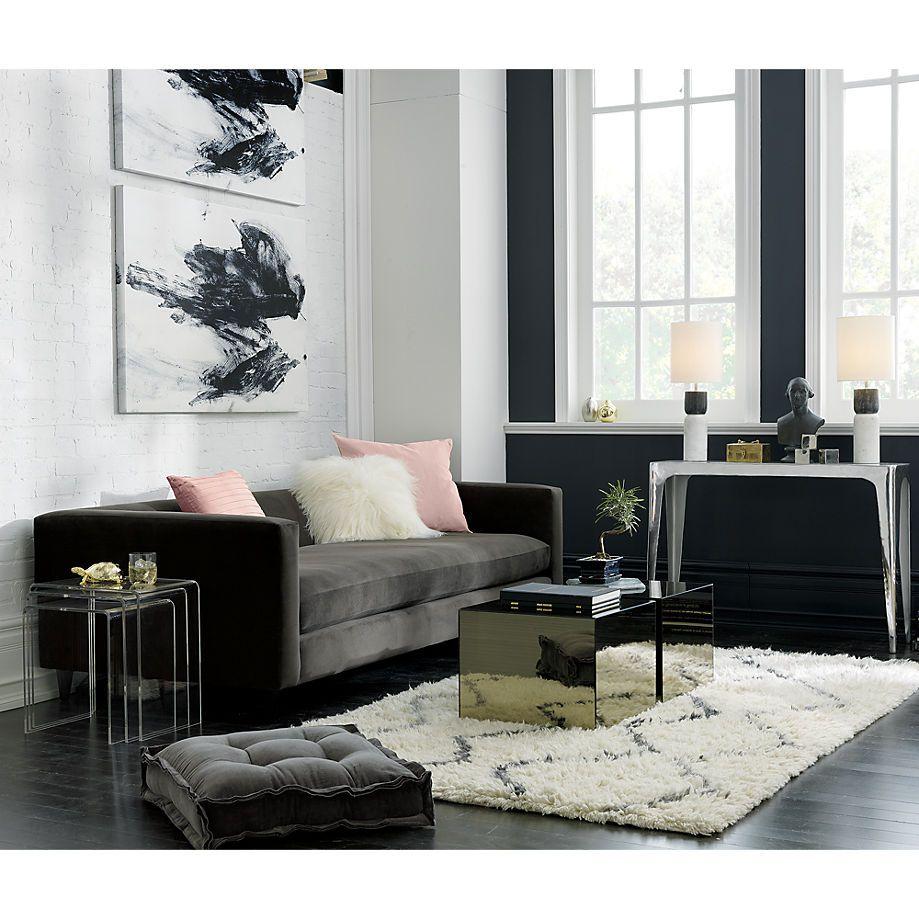 Movie Sofa Glam Living Room Minimalist Furniture Living Room Entertainment [ 919 x 919 Pixel ]