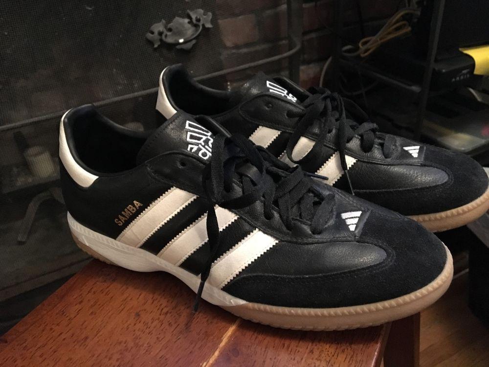 Adidas Samba Black Sneakers Soccer EVM