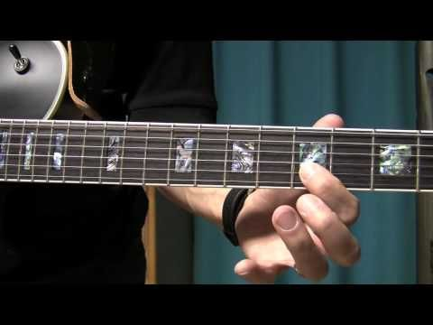 Swinging Blues Guitar Lick Lesson Youtube Guitar Lesson
