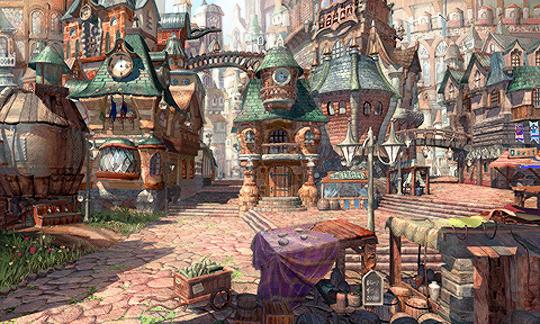 Final Fantasy Ix Photo Final Fantasy Ix Fantasy City Fantasy Background