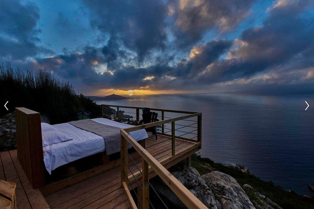 Et Si Vous Dormiez A La Belle Etoile En Plein Maquis Et Avec Une Vue Panoramique Sur Le Golfe Du Valinco Cette C Locations Vacances Vacances Corse Belvedere