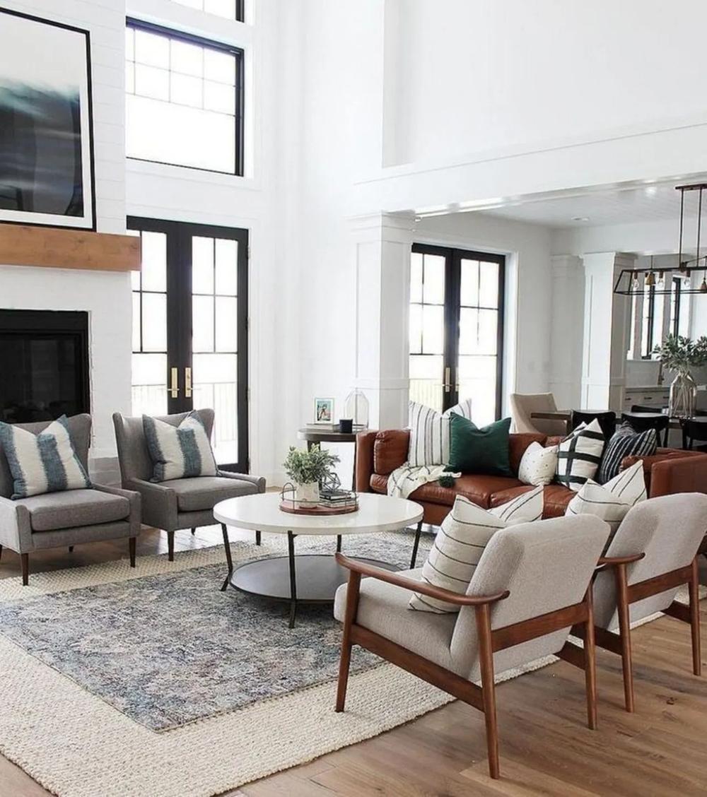37 modern living room furniture sets ideas 28