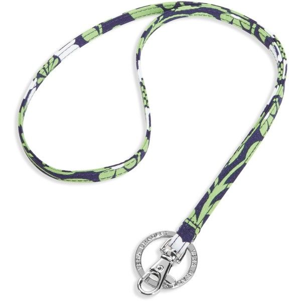 Vera Bradley Lanyard in Lucky You ($8.40) ❤ liked on Polyvore featuring lucky you, accessories and personal accessories