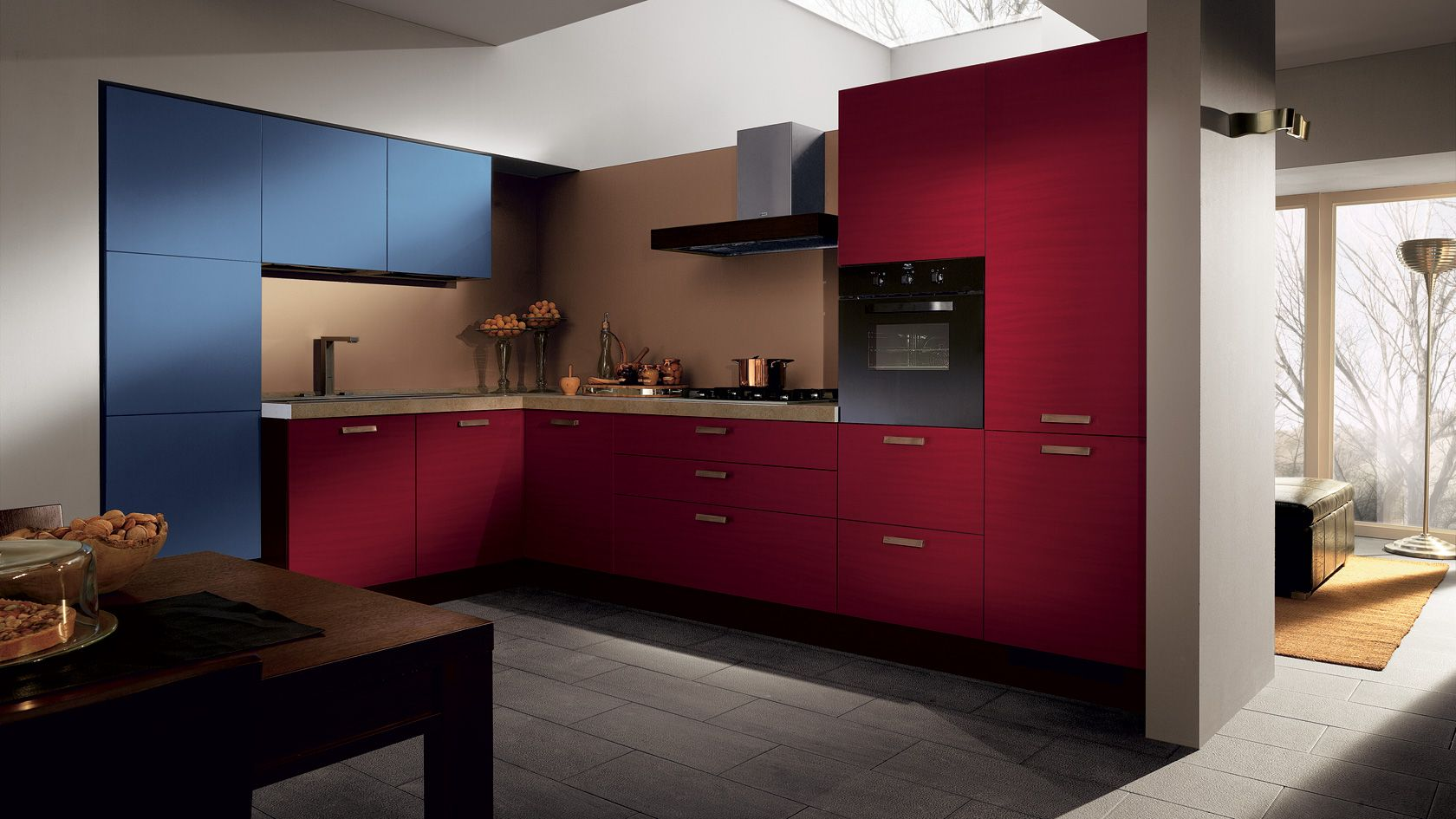 Perfect Kitchen Tribe Scavolini Pictures Gallery