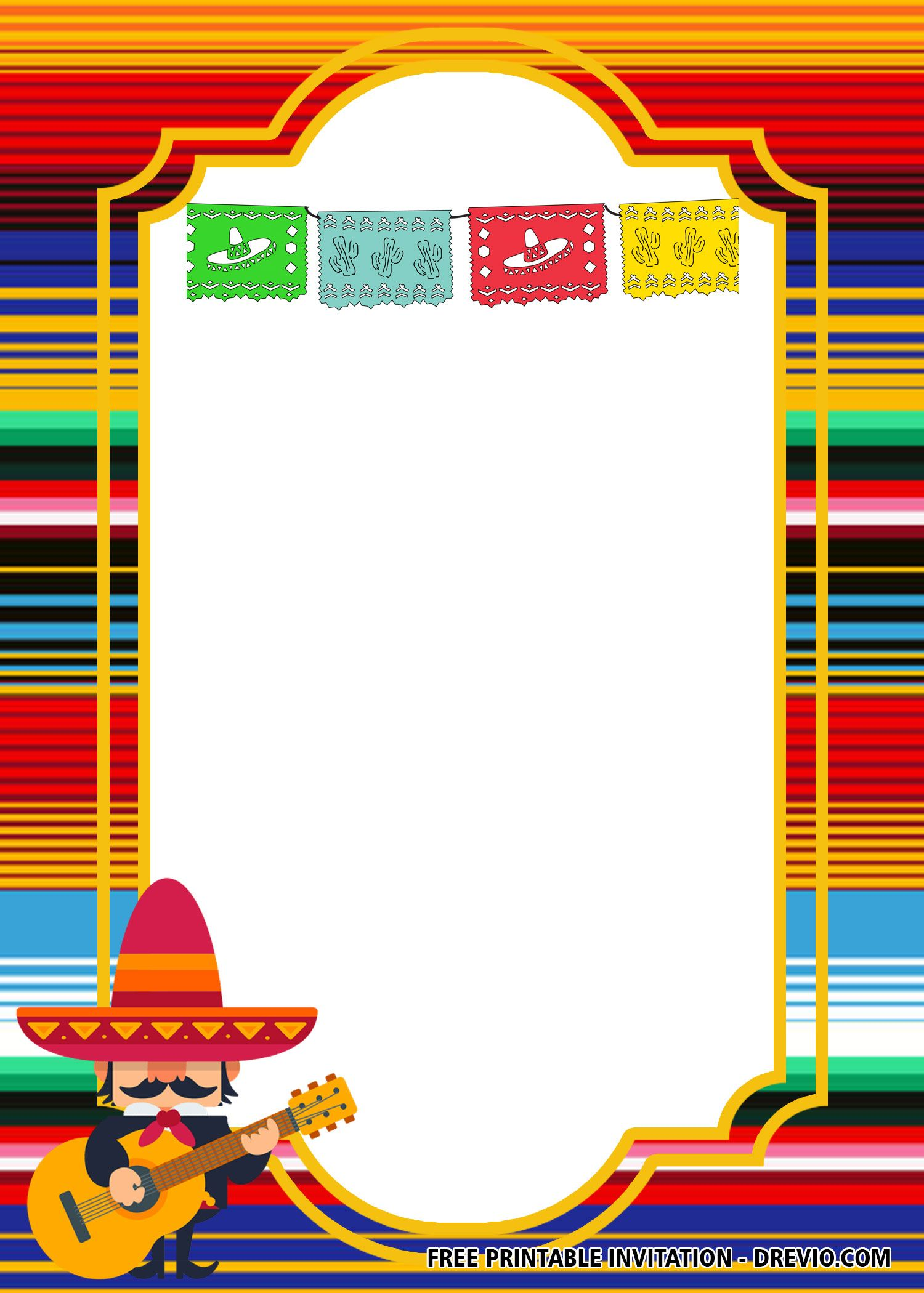 Free Fiesta Baby Shower Invitation Templates Drevio Fiesta Baby Shower Invitations Baby Shower Invitation Templates Fiesta Baby Shower