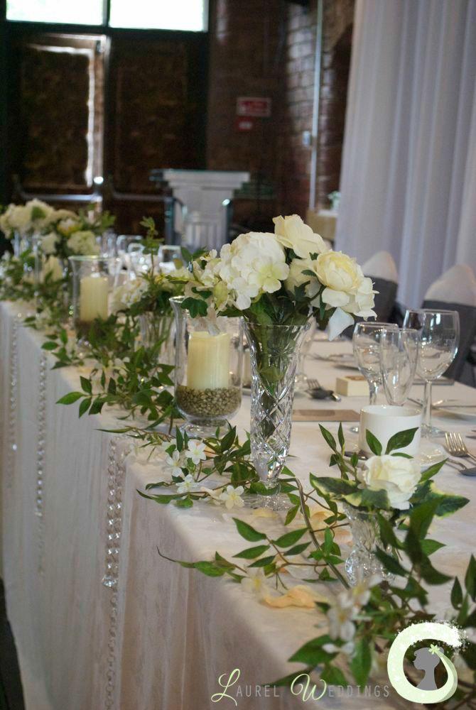 Silk Wedding Flowers Silk Flowers Wedding Laurel Wedding