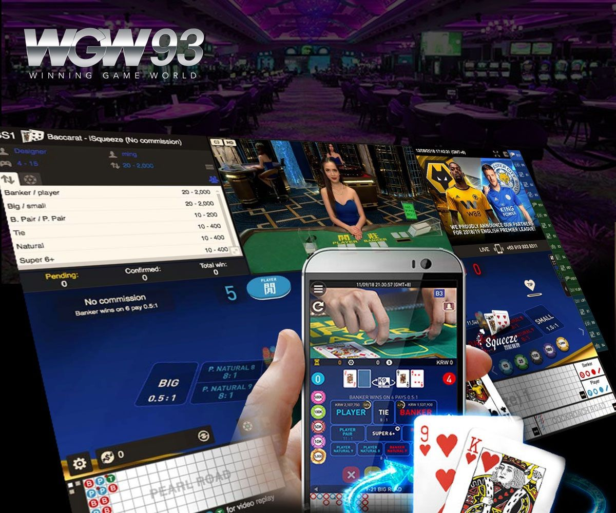 MALAYSIA ONLINE CASINO Play casino games, Online casino