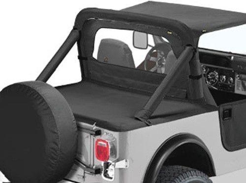 1987 1991 Jeep Wrangler 4 Piece Summer Bikini Combo Kit Black Denim Jeep Yj Jeep Wrangler Jeep Wrangler Yj