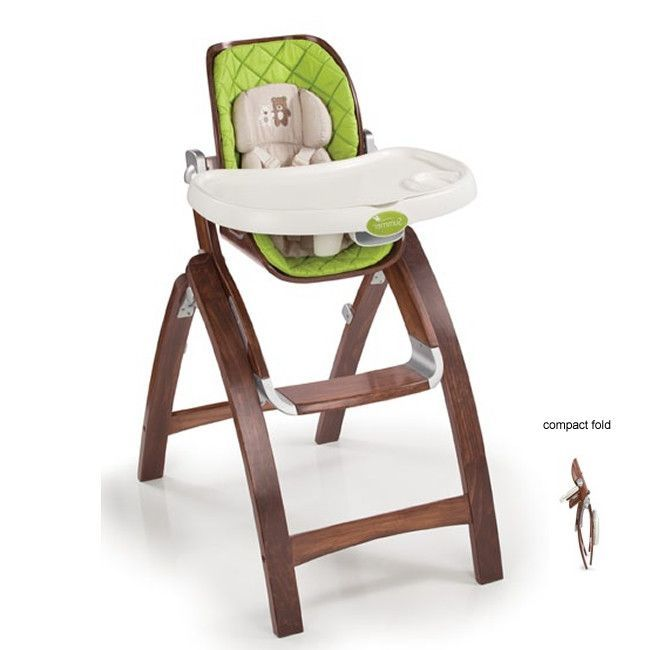 Summer Infant 22180 Bentwood High Chair Wooden High Chairs High