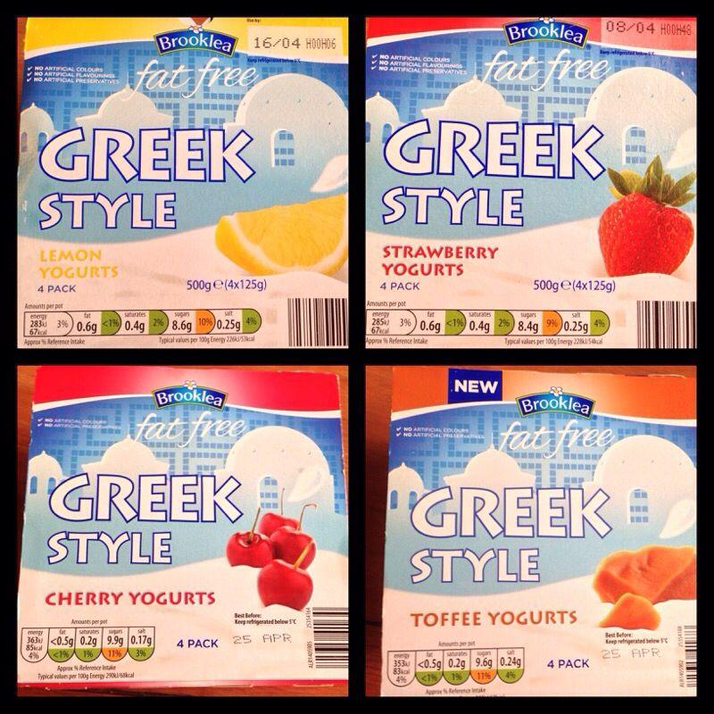Syn Free Yoghurts Google Search Sw Aldi Syns