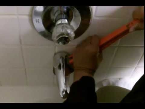 Replace that Leaking Bathtub Shower Diverter for Good - See Jane ...